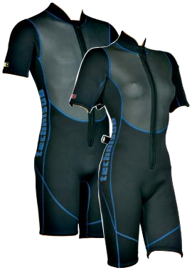 Image of Technisub Largo West & Key Largo Ladies wetsuit