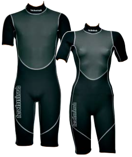 Image of Technisub Key West & Key West Ladies wetsuit