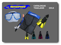 Image of Easy Watersports Catalogue 2014